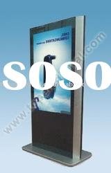 47 inch standalone digital signage kiosk,digital advertising players for apartments