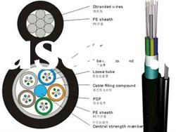 4-288 core optical fiber cable fiber optic cable 8 figure fiber optic cable