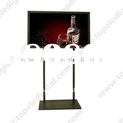 52 inch FHD floor standing advertising display (shopping mall,bar, exhibition,bus station etc)
