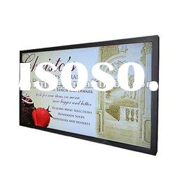 "55 inch lcd advertising product (support Full HD 1080P, 3G WIFI LAN Network optional) (7~65"")"