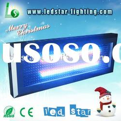 576*2W led grow plant light 3 switches control each color with eight fans heat sinking LS-G-18
