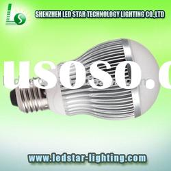 6W(6*1W) led bulb light e27 super-market lighting and decoration Lighting(CE&ROHS) LS-CB-04
