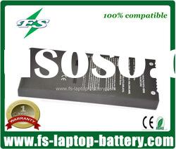 6cells 5200mAh PA3107 replacement laptop battery for Toshiba Satellite 2000 series