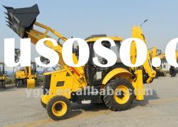 6ton 8ton small 4WD loader hydraulic backhoe loader for sale