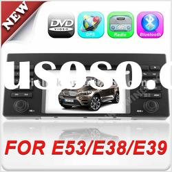 7 Inch Car Radio with GPS for Bmw E39 X5 E53 DVD Player