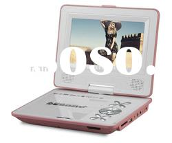 7inch dvd player with usb port