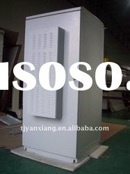 80180/ air conditioner/ IP55/ alumnum/ outdoor telecom cabinet with heat exchanger