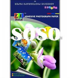 A4 Self-Adhesive Photo Paper (sheet/roll)