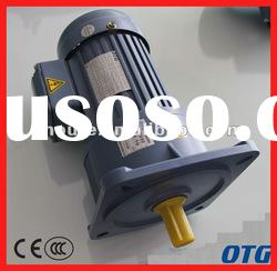 AC three phase induction gear motor in vertical type
