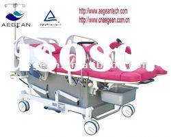 AG-C101A01 Economic Hospital Electric Obstetric Bed