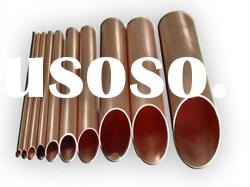 ASTM B280 seamless copper water tube/pipe