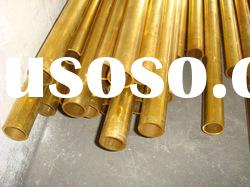 ASTM TP2 seamless copper water tube/pipe