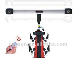 Accurate 3D four wheel alignment with CE
