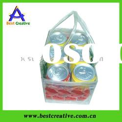 Acess large yellow lunch cooler bag