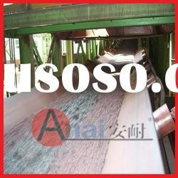 Acid and alkali resistant belt conveyor
