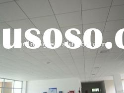 Acoustic Mineral wool ceiling board (CE ISO9001-2008)