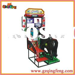 Amusement horse game machine - MA-QF321 - The royal jockey club