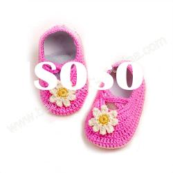 Animal Crochet Baby Shoes Model:RE1218