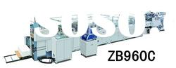 Automatic Sheet Fed Paper Bag Making Machine ZB960C