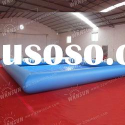 Best selling outdoor PVC inflatable swimming pool