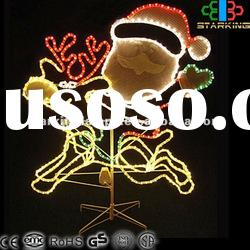 Chrismas Gift-LED Chrismas Rope Motif Light
