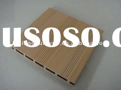 Color stability and Green deco material wpc wood plastic outdoor decking floor