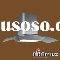 Cooker Hood HC9107A-S with 60cm/90cm width and stainless steel material