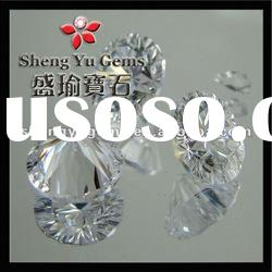Cubic Zirconia Stone Factory China Synthetic Stone Manufacturer CZMQ0008 (3)