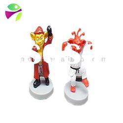 Custom plastic toy figure/small plastic model toy