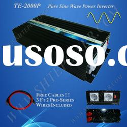 DC12V to AC240V Inverter 2kw, Off Grid Solar System Inverter