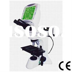 DMS-556 Compound Digital LCD Metallurgical Microscope