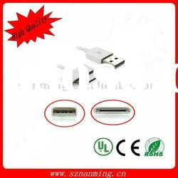 Data transfer using usb cable