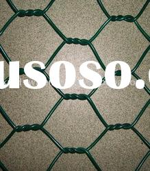 Electro or hot dipped galvanized hexagonal wire mesh