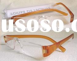 Fashion Half Eye Reading Glasses With Acrylic Lens