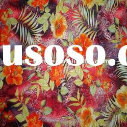 Fashional 100% Cotton Digital Printed Fabric