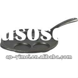 French Gourmet long handle cookie mould pan black
