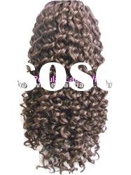 Front Lace Wig-human hair quality