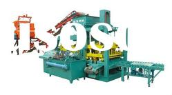 Fully-automatic Brick Making Machine block making machine