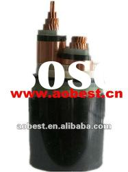 Golden supplier high voltage industry power supply cable