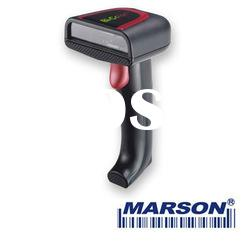 Handheld Laser CCD Hybrid Barcode Scanner for Tablet PC, AIDC, POS Terminal; RS232 PS2 USB Interface
