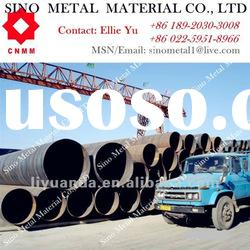 Helical Structural Pipe For Gas and Oil and other uses