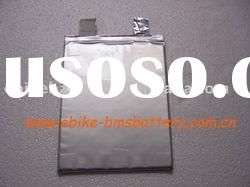 High Capacity Li-ion Battery Cells for E-bike