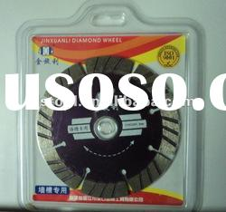 High Quality Notched Diamond Saw Blades for Slotting on Stone,Granite,Concrete