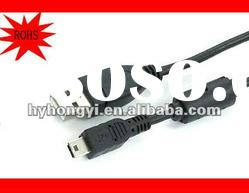 High Speed USB Cable 2.0 to mini 5pin/usb rj45 converter