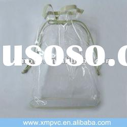 High quality eco-friendly soft pvc promotional drawstring bag XYL-G252