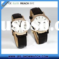 Hot! his-and-hers watches Couples with Japan chip and any logo will be ok-OEM&ODM