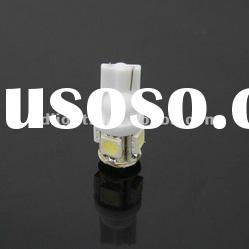 Hot sale high quality T10/194 5050 5SMD led car lamp led car light