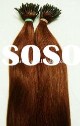 Hottest Sale Premium Quality Body Wave Nail / U Tip Human Hair Extensions Wholesale