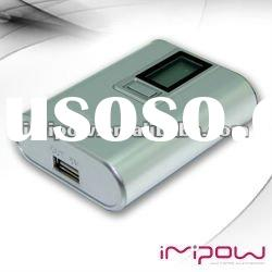 IMIPOW 5600mAh shenzhen charger controller / automatic mobile phone battery charger