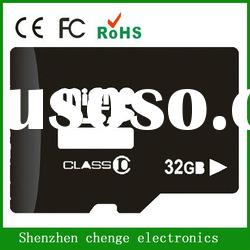 ISO9001 and ISO14001 Factory SDHC 32gb micro sd card for car black box